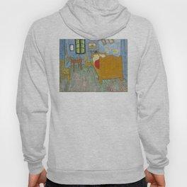 Vincent van Gogh - The Bedroom in Arles Hoody