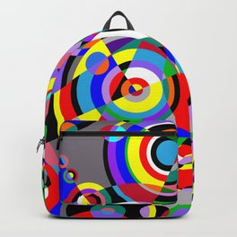 Raindrops by Bruce Gray Backpack