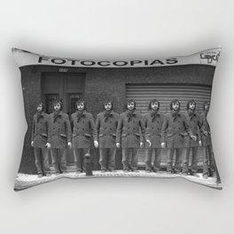 Fotocopias Rectangular Pillow