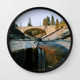 Riverroad Wall Clock