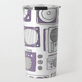 Boom Boxes Travel Mug