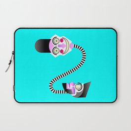 Two heads Laptop Sleeve