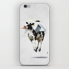 Holy Cow (wordless) iPhone & iPod Skin