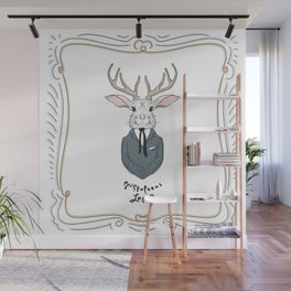 Epistolarus Lepus (milk) Wall Mural