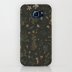Old World Florals Slim Case Galaxy S7