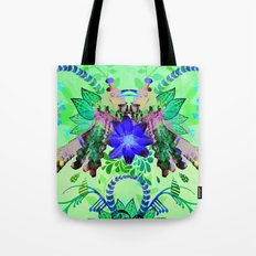 Magpie Love Tote Bag