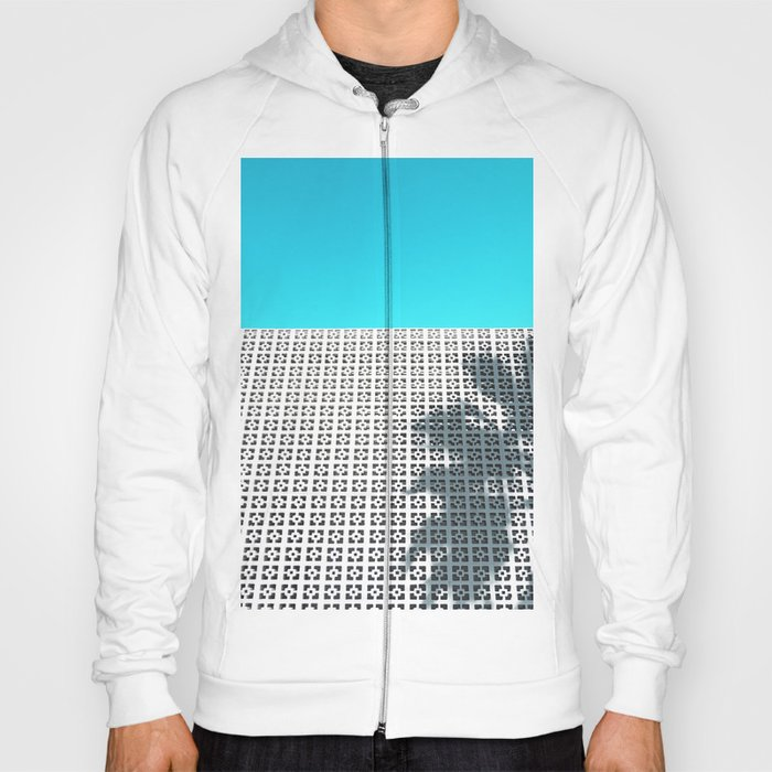 Parker Palm Springs with Palm Tree Shadow Hoody