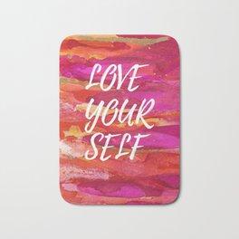 Love Your Self Bath Mat