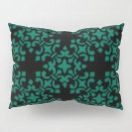 Lush Meadow Vintage Brocade Damask Pillow Sham