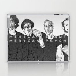 We're Just Resurrection Men Laptop & iPad Skin