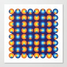 Microphysical 01 Canvas Print