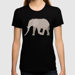 Simple Elephant T-shirt