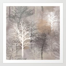 Morning Mist 2 Art Print