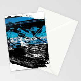 Painted Mountains Majesty Stationery Cards