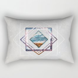 Refreshing heat Rectangular Pillow