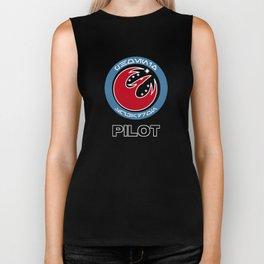 Phoenix Squadron (Rebels) Biker Tank
