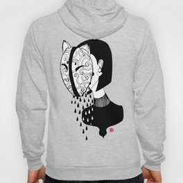 cry, lady ,cry Hoody