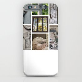 Old Holy Trinity Church Wentworth Collage iPhone Case