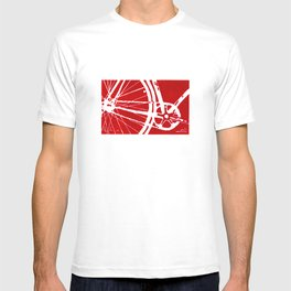 Red Bike T-shirt