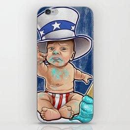 Sammy Boy iPhone Skin