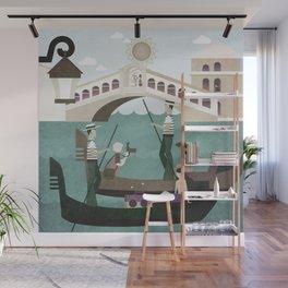 Venice Italy 3 Wall Mural