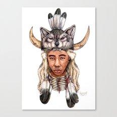 WOLF / Tyler, The Creator Canvas Print