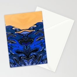 Arezzera  Sketch #714 Stationery Cards