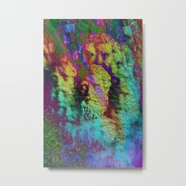 Bust 02 Metal Print