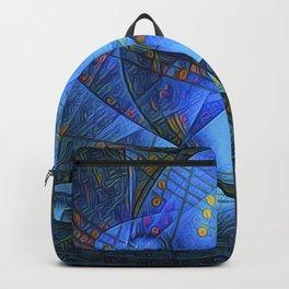 Ocean Blues Backpack