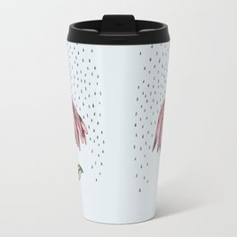 Floral II, Rain Travel Mug