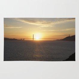 Golden Gate Bridge #1 Rug