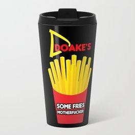 Some Fries Motherfucker - Dexter/Doakes Travel Mug