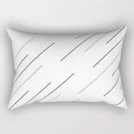 Clear start Rectangular Pillow