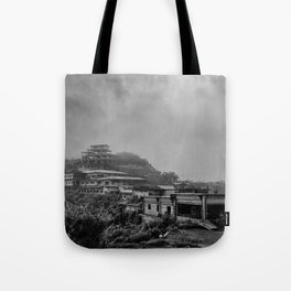 Ghost of the Royal Hotel  Tote Bag