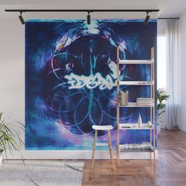 iDeal - Purple Mist Wall Mural