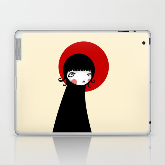 Redd Moon Laptop & iPad Skin