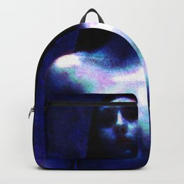 "NUDE ""Walk in blue"" Backpack"