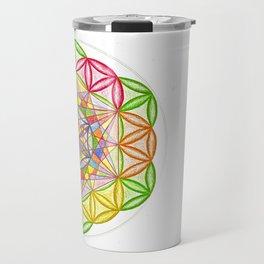 Hidden Jewel - The Rainbow Tribe Collection Travel Mug