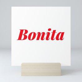 Bonita Mini Art Print
