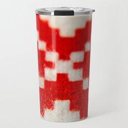 Geometrical Shape Travel Mug