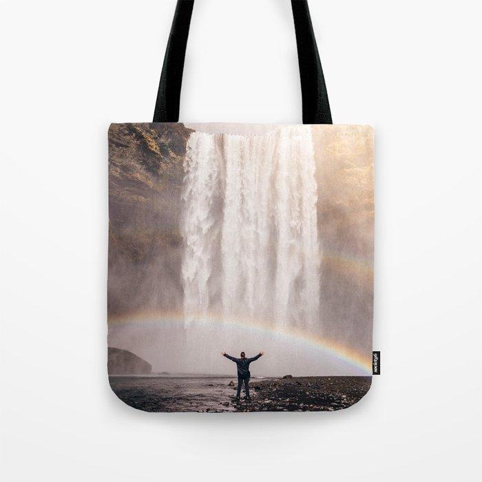 Waterfallust Tote Bag