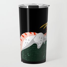 Sushi Dragons Travel Mug