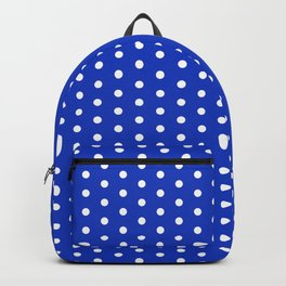 SWISS DOT ((azure)) Backpack