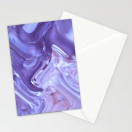 Amethyst Painting Stationery Cards