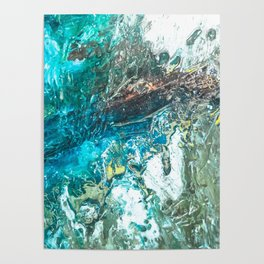 abstract studdy 1 Poster
