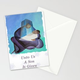 The Miracle Of Christmas Stationery Cards