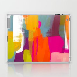 color study abstract art 2 Laptop & iPad Skin