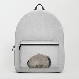 Elephant Tail - Colorful Backpack
