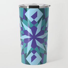Crazy Mandala Travel Mug