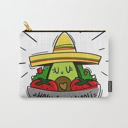 Holy Guacamoli Carry-All Pouch